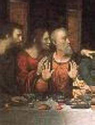 last supper painting, famous paintinglast