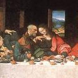 leonardo da vinci paintings, the last supper
