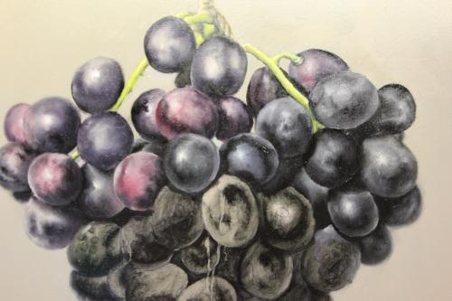 paint grapes demo