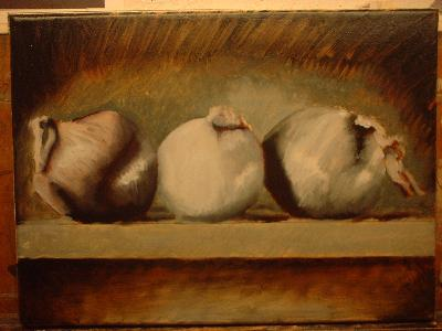 still life demonstration