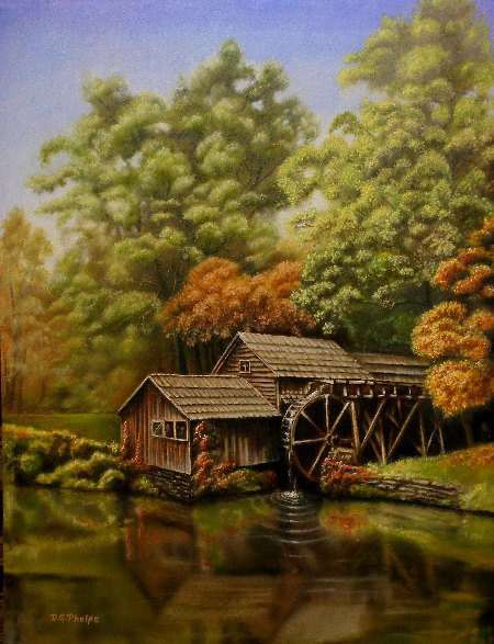 Expand Your Knowledge Base And Include Landscape Painting To Arsenal Of Tools