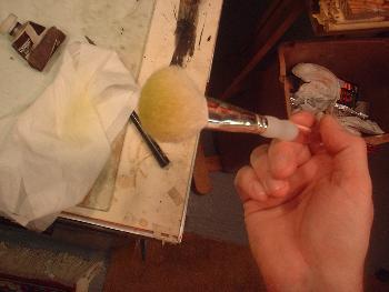 cactus painting demo