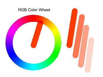 mono color scheme