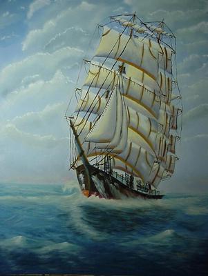 Cutty Sark Tall Ship