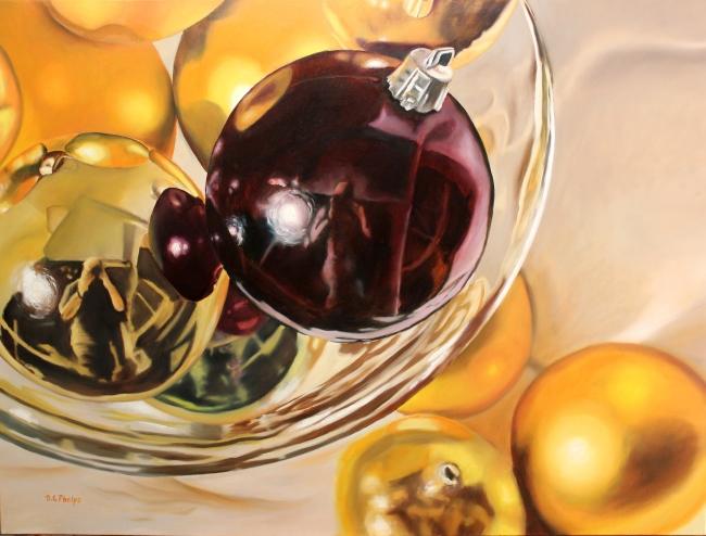 Christmas Painting
