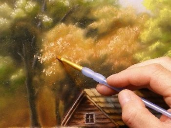 learn how to paint realism