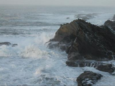 Sea in Motion, Seascape photographs, Oregon Coast