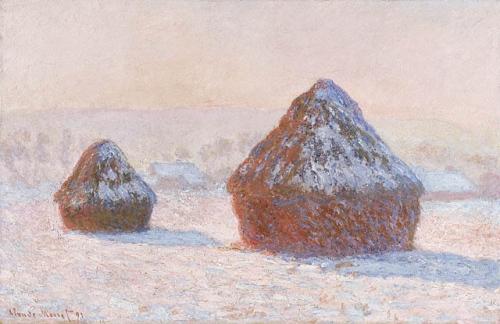 wheatstacks winter
