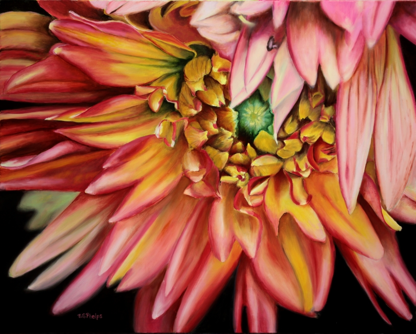 Delmus Phelps Fine Art And Flower Art
