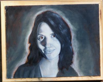 dead layer of a portrait