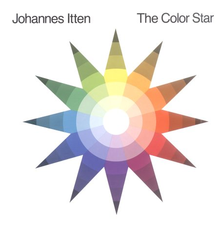 Johannes Itten 12 Point Color Wheel