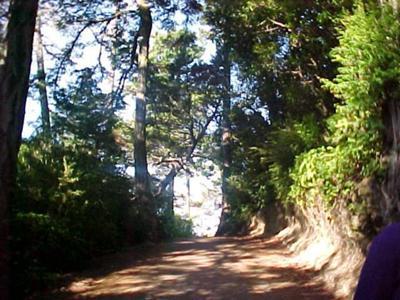 Lost trail, Empire Lake