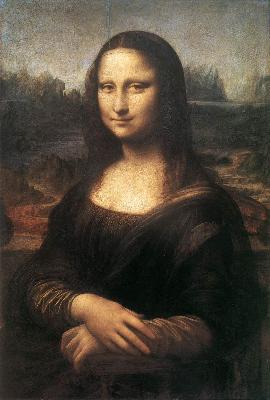 Mona Lisa, Leonarda Da Vinci painting