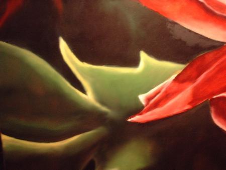 oil painting demonstration tips
