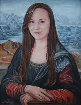 Image result for mona lisa cynthia snyder