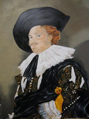 Cavalier Portrait